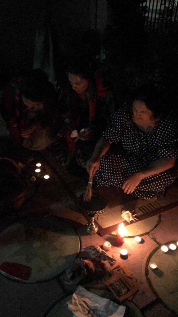 ritual pentru impreunarea casniciei